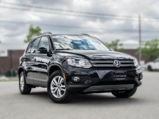 Used 2017 Volkswagen Tiguan Trendline | HEATED SEATS | BLUE TOOTH  | PRICE TO SELL for sale in Toronto, ON