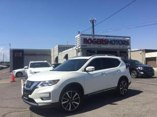 Used 2017 Nissan Rogue SL AWD - NAVI - PANO ROOF - 360 CAMERA for sale in Oakville, ON