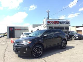 Used 2014 Ford Edge 2.99% Financing - SEL - NAVI - PANO ROOF - REVERSE CAM for sale in Oakville, ON