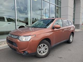 Used 2014 Mitsubishi Outlander ES , AUTOMATIQUE , AWD , A/C , MAG for sale in Ste-Agathe-des-Monts, QC