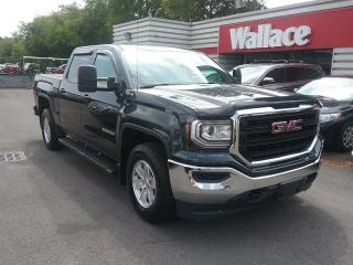 Used 2018 GMC Sierra 1500 Crew Cab  4WD ONLY 36000km Balance of Factory Warranty for sale in Ottawa, ON