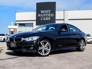 Used 2017 BMW 4 Series 430i xDrive|M-SPORT|NAV|CORAL RED LEATHER|19