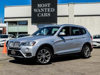 Used 2016 BMW X3 xDrive|NAV|H/K SOUND|19 INCH RIM|SENSOR for sale in Kitchener, ON
