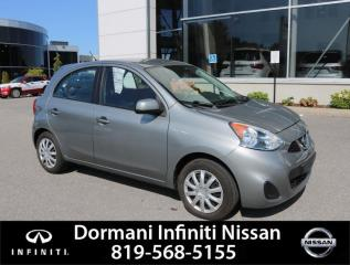 Used 2015 Nissan Micra SV for sale in Gatineau, QC
