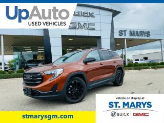 Used 2019 GMC Terrain SLE for sale in St. Marys, ON