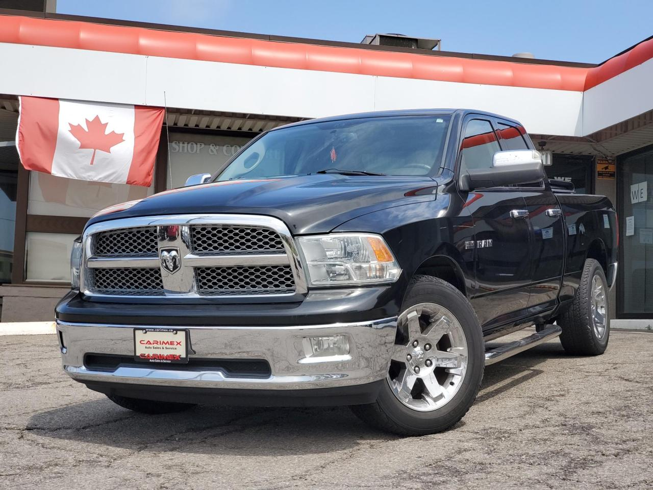 used 2010 dodge ram 1500 laramie navi heated and cooled seats clean for sale in waterloo, ontario carpages.ca