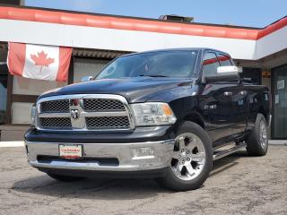 Used 2010 Dodge Ram 1500 Laramie NAVI | Heated and Cooled Seats |CLEAN for sale in Waterloo, ON