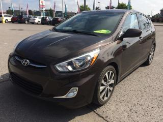 Used 2016 Hyundai Accent 5DR HB AUTO SE for sale in Gatineau, QC