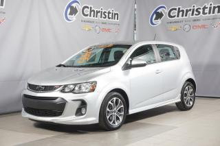 Used 2018 Chevrolet Sonic LT RS SPORT JUPES MAG 18