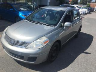Used 2008 Nissan Versa 5DR HB SL CVT for sale in Longueuil, QC
