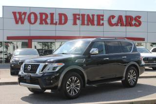 Used 2017 Nissan Armada SL | *One Owner* | 4x4! | 8 Seats! for sale in Etobicoke, ON