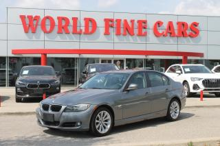 Used 2011 BMW 328 i xDrive   Accident Free!   xDrive AWD for sale in Etobicoke, ON
