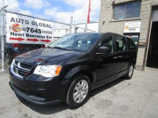 Used 2016 Dodge Grand Caravan Ensemble Valeur plus familiale 4 portes for sale in Montréal, QC