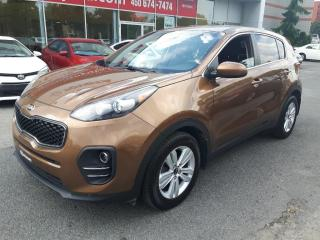 Used 2017 Kia Sportage FWD CAMERA SIEGES CHAUFFANTS for sale in Longueuil, QC