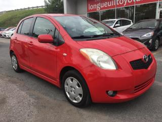 Used 2006 Toyota Yaris RS  AUTO AIR for sale in Longueuil, QC