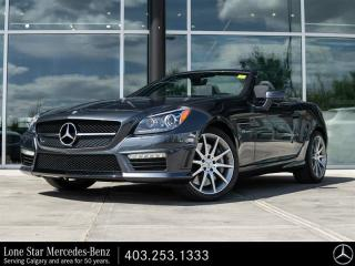 Used 2012 Mercedes-Benz SLK 55 Roadster for sale in Calgary, AB