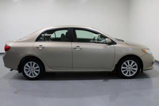 Used 2009 Toyota Corolla 4-door Sedan LE 4A for sale in Mississauga, ON