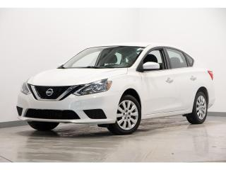 Used 2016 Nissan Sentra S MAN  BLUETOOTH  GROUPE ÉLECTRIQUE for sale in Brossard, QC