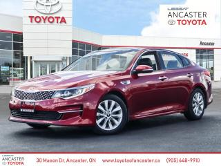 Used 2016 Kia Optima EX for sale in Ancaster, ON