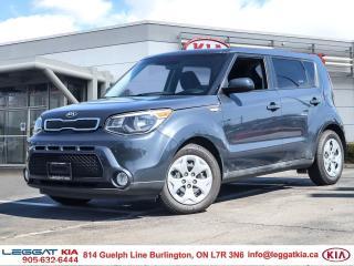 Used 2014 Kia Soul LX for sale in Burlington, ON