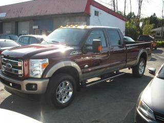 Used 2012 Ford F-350 4 RM, Cabine multiplaces 172 po, King Ra for sale in Repentigny, QC