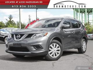 Used 2015 Nissan Rogue REVERSE CAM | BLUETOOTH | A/C | CRUISE | POWER OPTIONS for sale in Stittsville, ON