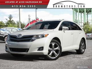 Used 2016 Toyota Venza V6 | AWD | LOW KMS | REVERSE CAM | BLUETOOTH | A/C for sale in Stittsville, ON