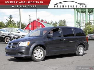 Used 2011 Dodge Grand Caravan SE/SXT for sale in Stittsville, ON