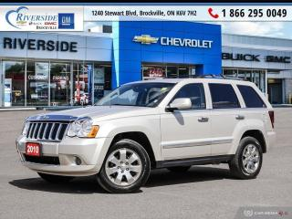 Used 2010 Jeep Grand Cherokee Limited for sale in Brockville, ON