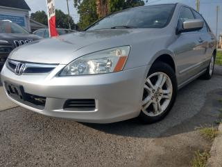 Used 2007 Honda Accord SE for sale in Ottawa, ON