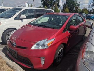 Used 2014 Toyota Prius TECH for sale in Surrey, BC