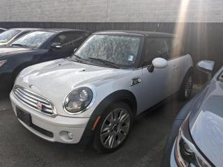 Used 2010 MINI Cooper 50 Camden SE for sale in Surrey, BC