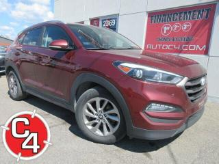 Used 2016 Hyundai Tucson AWD 2.0L PREMIUM MAGS A/C BLUETOOTH for sale in St-Jérôme, QC
