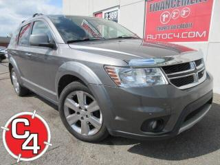 Used 2012 Dodge Journey R/T AWD CUIR TOIT MAGS CRUISE BLUETOOTH for sale in St-Jérôme, QC