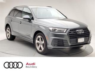 Used 2019 Audi Q7 3.0T Progressiv quattro 8sp Tiptronic for sale in Burnaby, BC