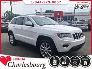 Used 2015 Jeep Grand Cherokee LAREDO 4X4 ***BAS KM*** for sale in Charlesbourg, QC