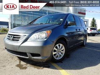 Used 2010 Honda Odyssey EX-L for sale in Red Deer, AB