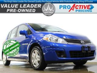 Used 2012 Nissan Versa SL for sale in Virden, MB