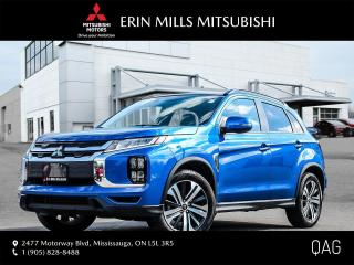 Used 2020 Mitsubishi RVR 2.4L AWC GT|CARPLAY|LEATHER|NO ACCIDENTS for sale in Mississauga, ON