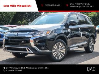 New 2020 Mitsubishi Outlander SEL S-AWC|CARPLAY for sale in Mississauga, ON