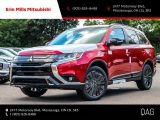 New 2020 Mitsubishi Outlander Limited Edition S-AWC|CARPLAY for sale in Mississauga, ON