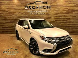 Used 2018 Mitsubishi Outlander Phev SE Touring S-AWC CUIR TOIT OUVRANT for sale in Ste-Brigitte-de-Laval, QC
