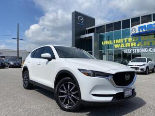 Used 2017 Mazda CX-5 GT SALE PENDING for sale in Chatham, ON