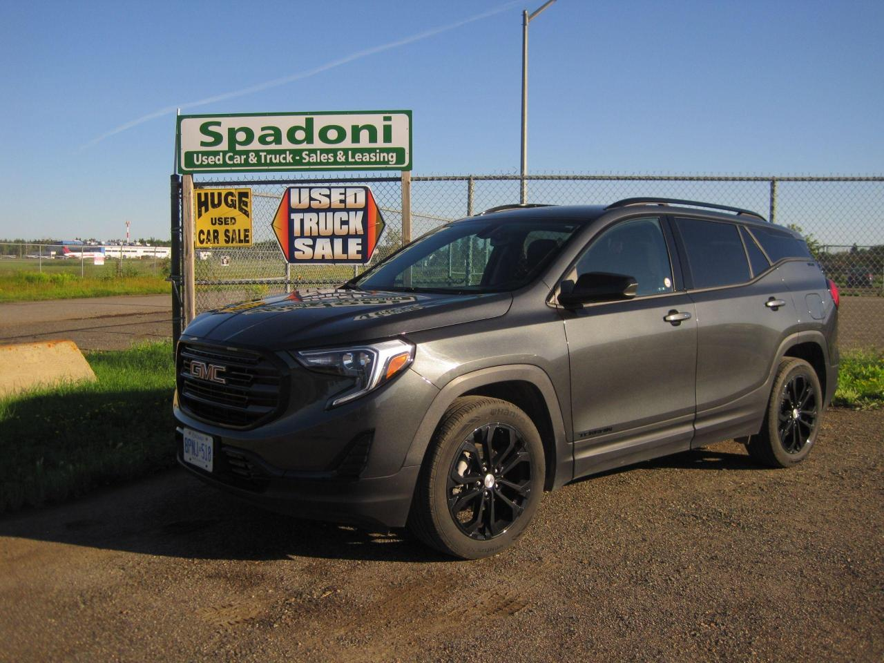 used 2019 gmc terrain sle for sale in thunder bay, ontario carpages.ca