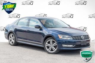 Used 2013 Volkswagen Passat 3.6L Highline for sale in Barrie, ON