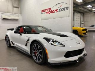Used 2017 Chevrolet Corvette 2dr Grand Sport Cpe w-2LT Exposed Carbon Fibre for sale in St. George, ON