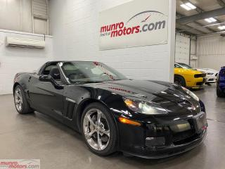 Used 2010 Chevrolet Corvette 2dr Cpe Z16 Grand Sport w-3LT Glass Roof NAV for sale in St. George, ON