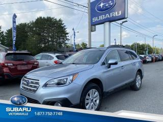 Used 2017 Subaru Outback Familiale CVT 2.5i **Touring** for sale in Victoriaville, QC