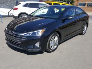 Used 2019 Hyundai Elantra Preferred for sale in Regina, SK