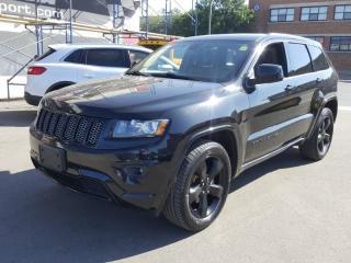 Used 2015 Jeep Grand Cherokee Laredo for sale in Regina, SK